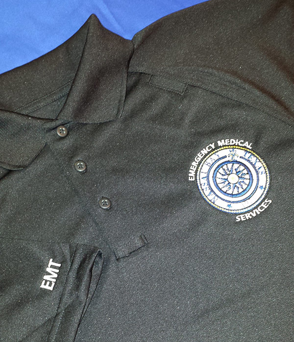 If you need Threadbearer to embroider your uniform shirts or order tactical items from one of our vendors, then contact us to start your order.